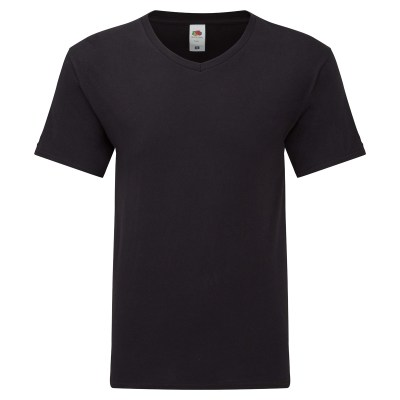 T-shirt manica corta lavoro uomo colore nero