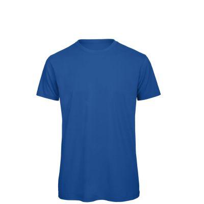 T-shirt maniche corte lavoro uomo colore blu royal
