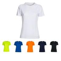 T-shirt maniche corte raglan lavoro donna