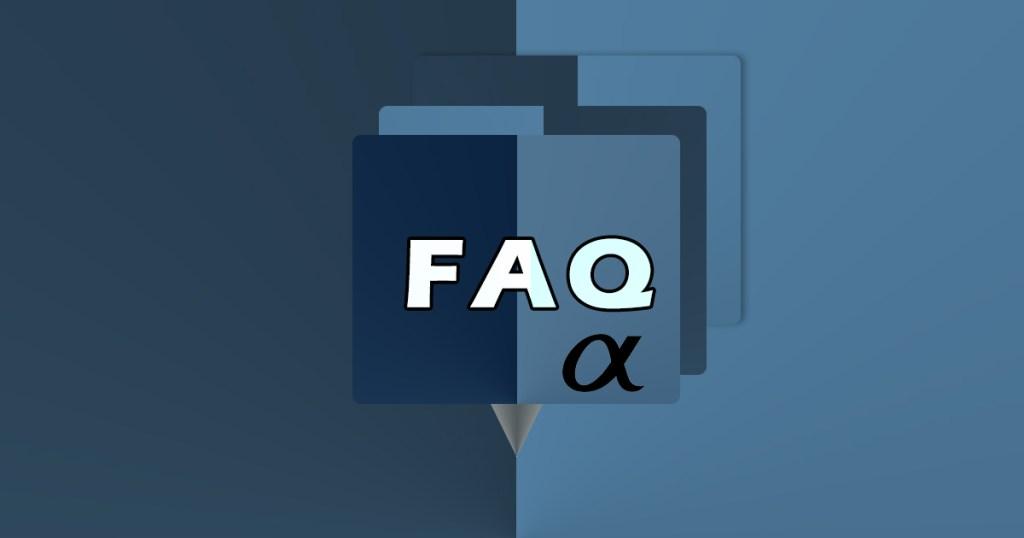 FAQ Come Ordinare