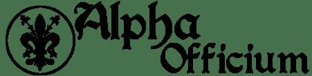 Alpha Officium
