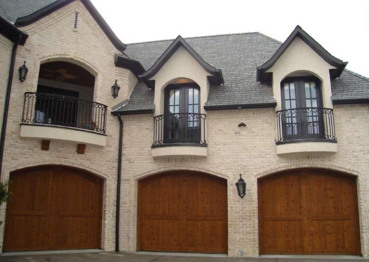 All Wood Garage Doors Installation and Repair.