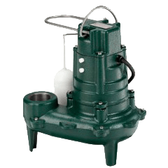Zoeller 267 Sewage Ejector Pump