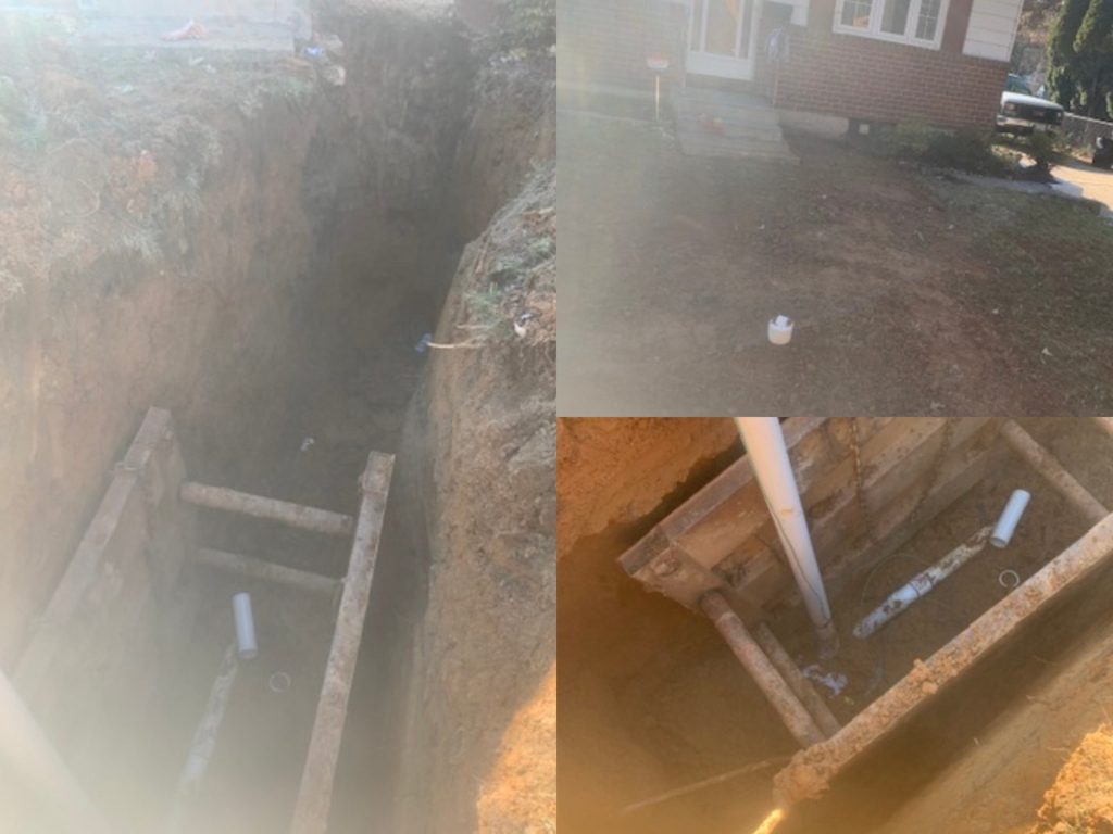 Sewer Replacement - Baltimore County