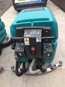 Tennant 5680 Battery Floor Scrubber Dryer Hire  Alpha