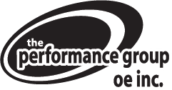 The Performance Group Logo - AlphaProofing a creative content agency - Client