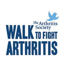 Walk to Fight Arthritis Logo