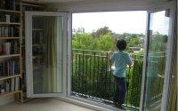 Juliet Balcony Railings | Metal Juliet Balconies by Alpha Rail