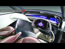 TOYOTA Fine-Comfort Ride Concept FCV | 1000 kms per tank – A New Form of the Premium Saloon