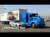 TOYOTA FUEL CELL TRUCK – Zero Emission Trucking with Hydrogen