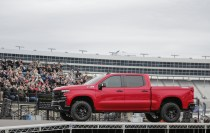 The ALL NEW 2019 CHEVROLET SILVERADO – BULL ON THE LOOSE