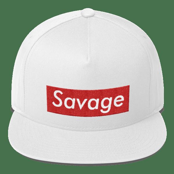 Savage Hat – Savage Cap (Flat Embroidery)