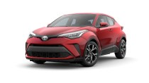 Toyota C-HR 2020 – Refresh, New Exterior Styling