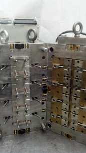 Medical Molds Hot Runner Multiple Slides