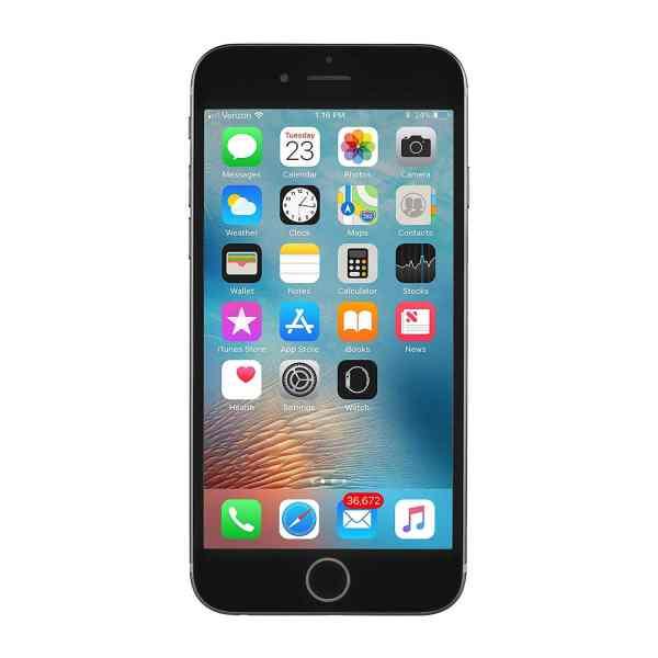 iPhone 6s couleur Noire Abidjan Côte D'ivoire