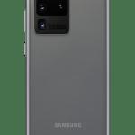 Galaxy S20 ultra gris