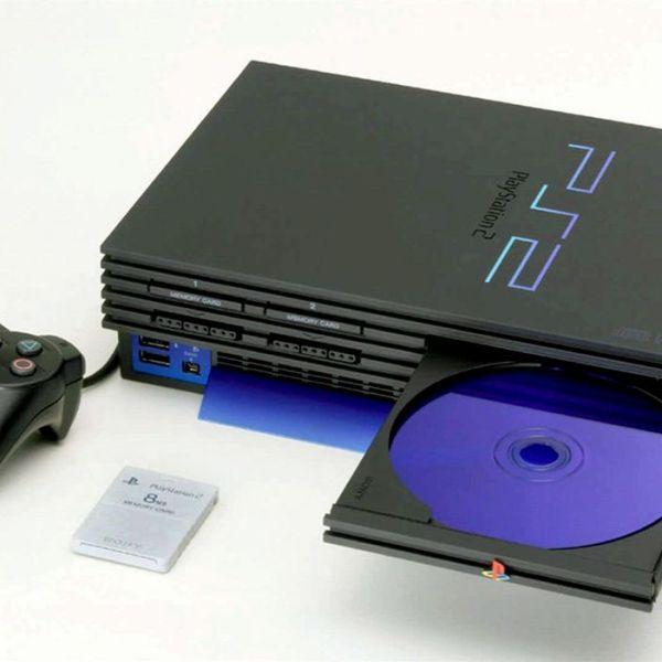 Jeu vidéo Playstation 2 Fat avec Carte Mémoire 8MB + 2 manettes Abidjan Côte D'ivoire