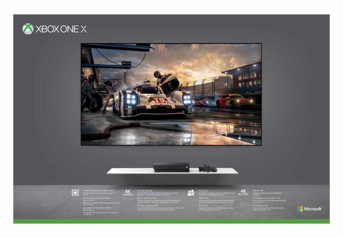 Xbox One X 500Go avec 1 Manette + 1CD Abidjan Côte D'ivoire