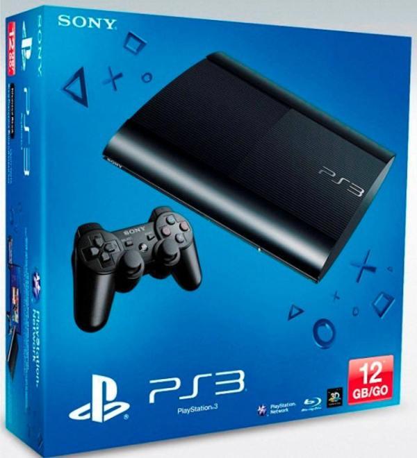 Jeu vidéo Playstation 3 Ultra Slim 500Go avec + 2 Manette Abidjan Côte D'ivoire