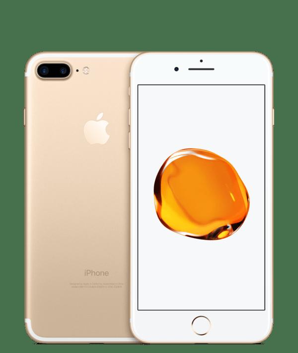 iPhone 7 Plus Couleur Doré Abidjan Cote D'ivoire