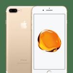 iPhone 7 Plus Doré