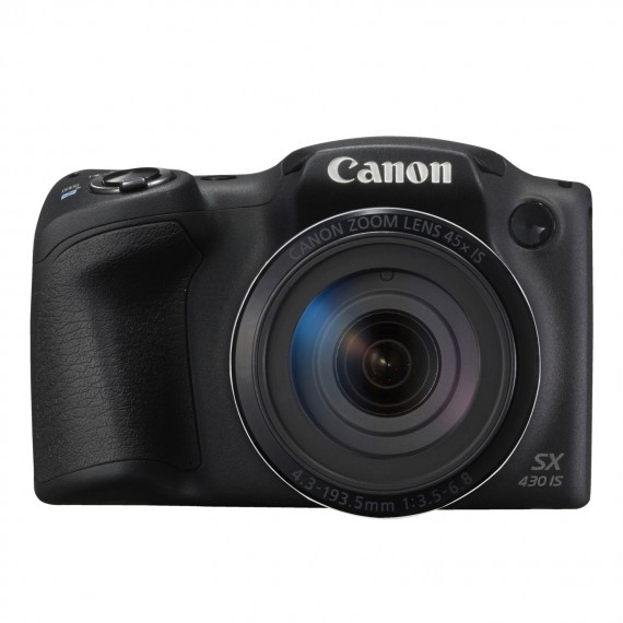 Camera Canon PowerShot SX430 IS Noir Abidjan Côte D'ivoire