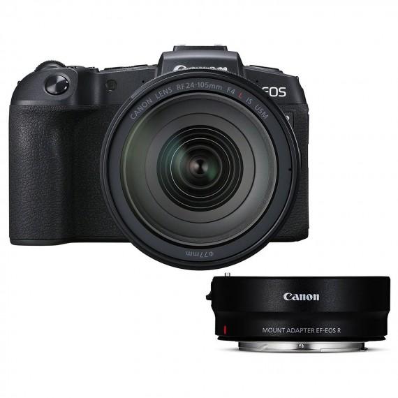 Camera Canon EOS RP + RF 24-105mm f/4L IS USM + EF-EOS R Abidjan Côte D'ivoire
