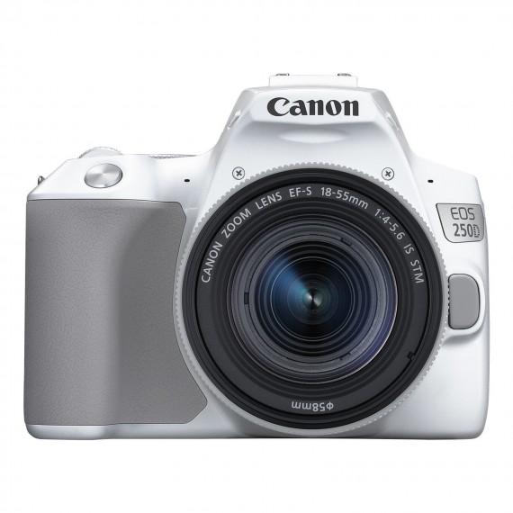 Camera Canon EOS 250D Blanc + 18-55 IS STM Abidjan Côte D'ivoire