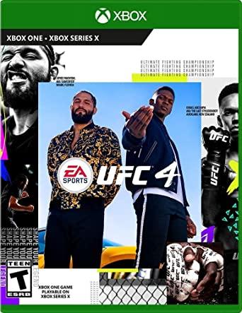 EA SPORT UFC 4