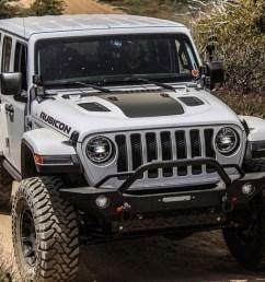 jeep wrangler jl blackout 2018 rubicon [ 1000 x 1000 Pixel ]