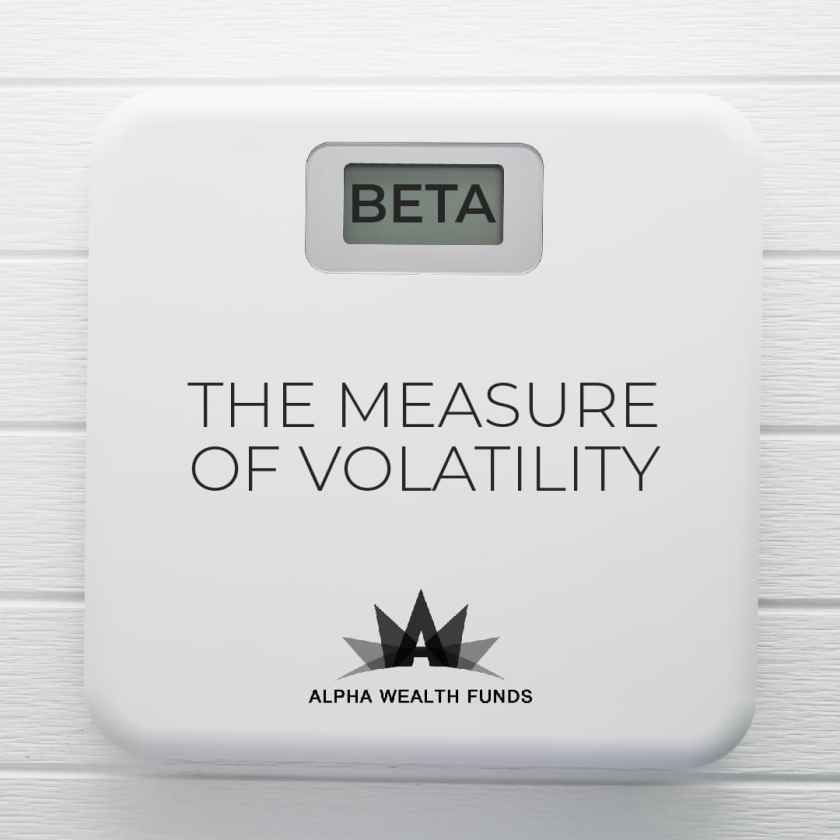 Beta the Measure of Volatitlity