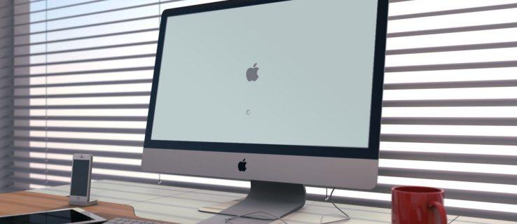 iMac Boot Render