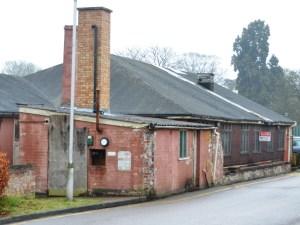 Hut 3 exterior