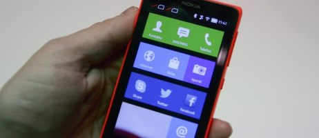 Nokia X review: first look