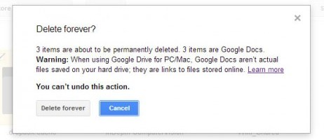 Driven to despair by Google Drive