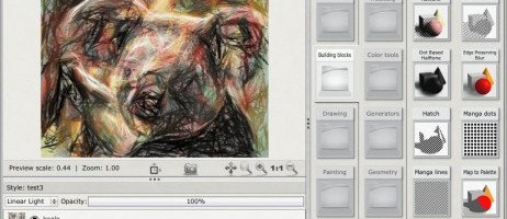 PostworkShop: reinventing the bitmap filter