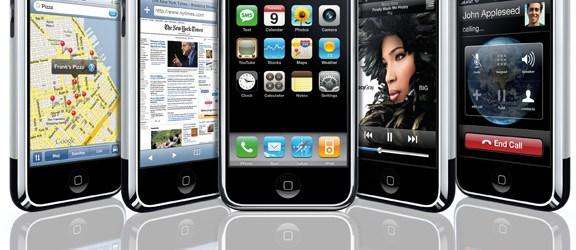 Apple sells a million iPhones
