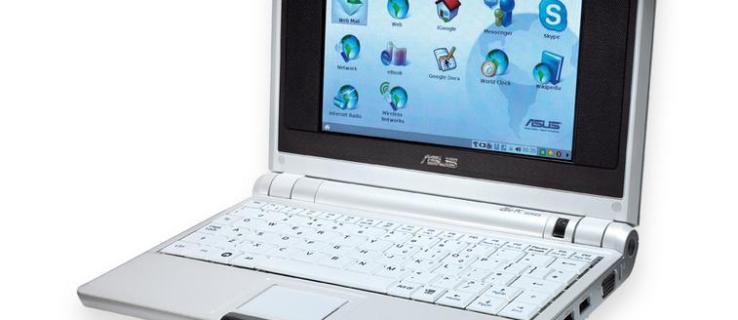 Eee PC gets storage boost