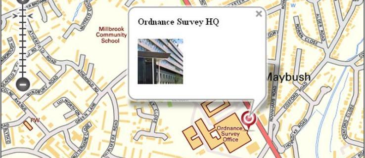 Ordnance Survey opens data to web developers
