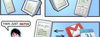 Push gmail