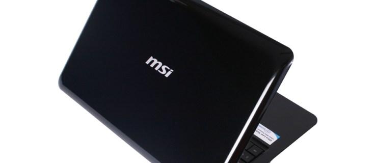 MSI X-Slim X600 review