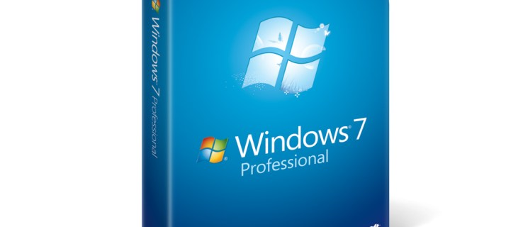 Microsoft Windows 7 Professional review