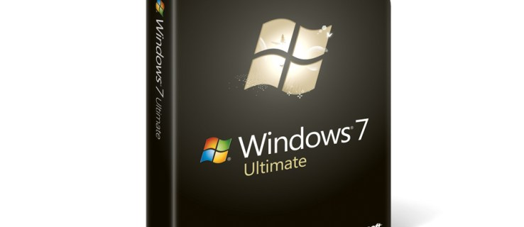 Microsoft Windows 7 Ultimate review