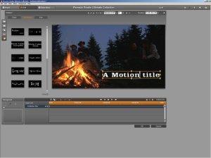 Pinnacle Studio 14 HD titler