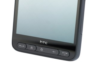 HTC Touch HD2 buttons