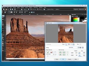 Corel PaintShop Photo Pro X3 Smart Carver