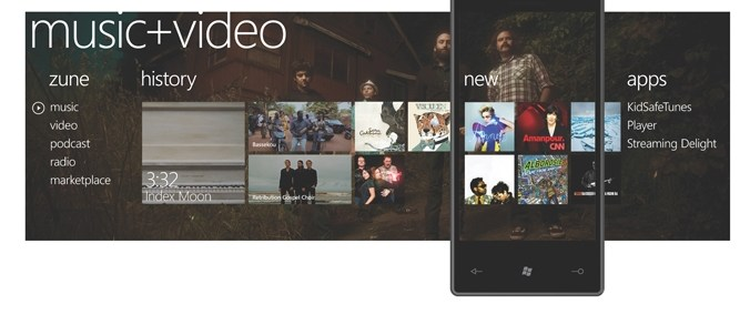 Windows Phone 7 Series to give Zune much-needed boost