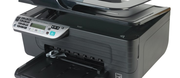 HP Officejet 4500 review