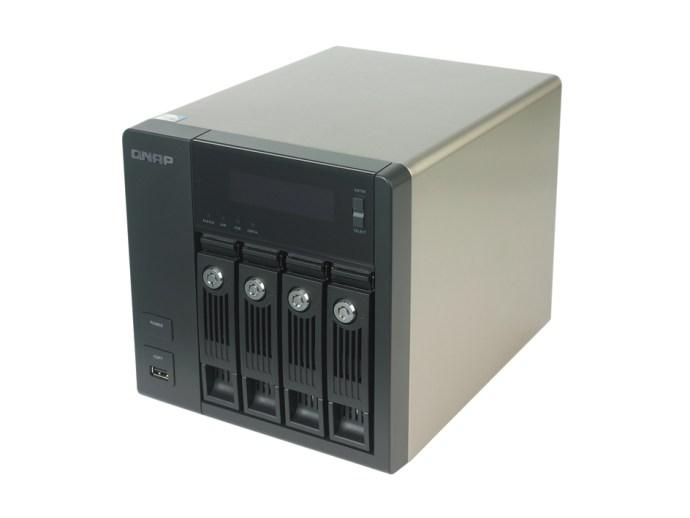 Qnap TS-459 Pro Turbo NAS
