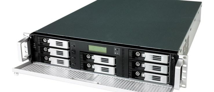 Thecus i8500 review